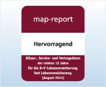 Siegel map-report
