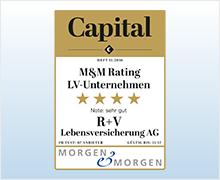 Siegel Capital-Rating